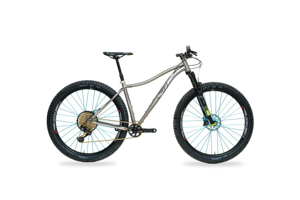 Why Cycles Wayway Full Side View