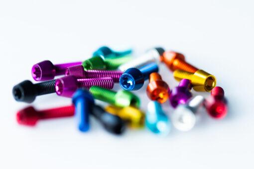 Bottle Bolt Kit Colors!