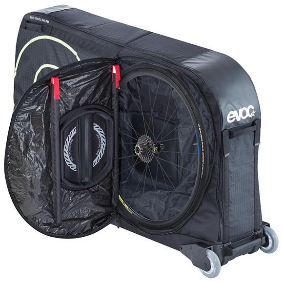 Why Cycles Logo Evoc Bike Travel Pro Case Why Cycles