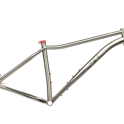 Why Cycles Big Iron Frame spec