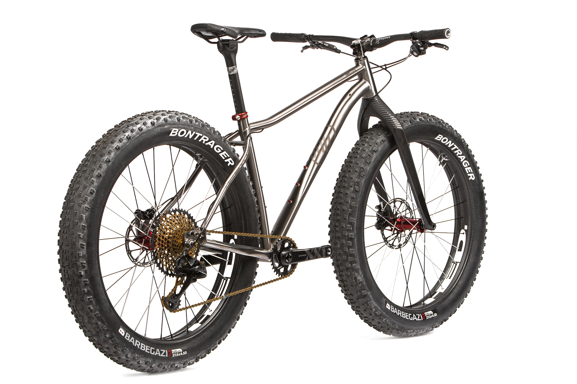 Big Iron - Why Cycles