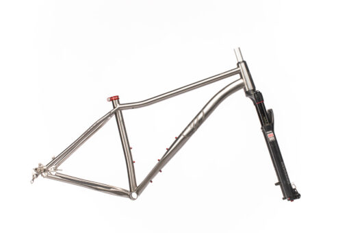 Why Cycles Big Iron Frame & Fork
